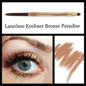 NIB LANCÔME LE STYLO EYELINER Bronze Paradise